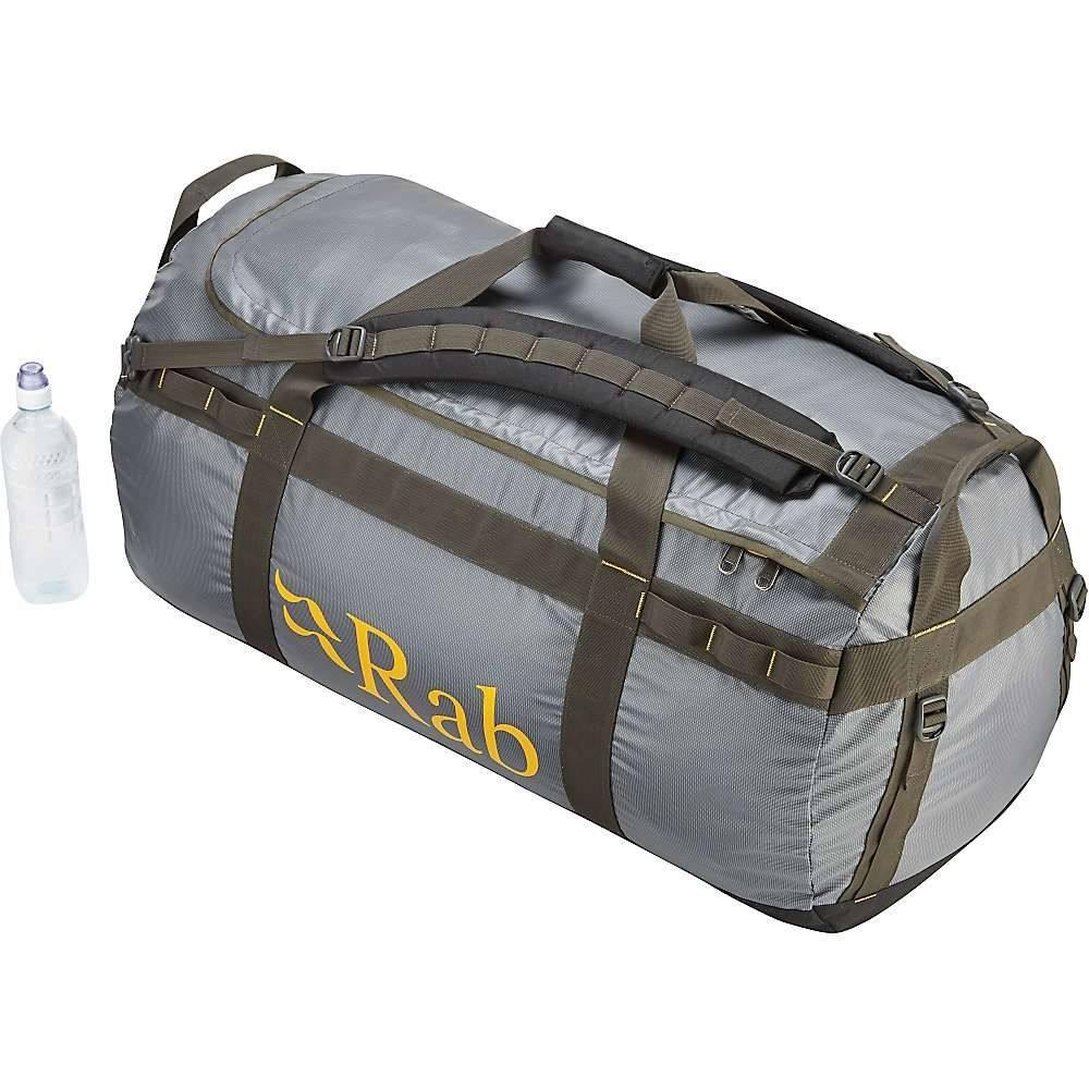 ラブ Rab ユニセックス バッグ ボストンバッグ・ダッフルバッグ【Expedition Kitbag 120L Duffel Bag】Grey