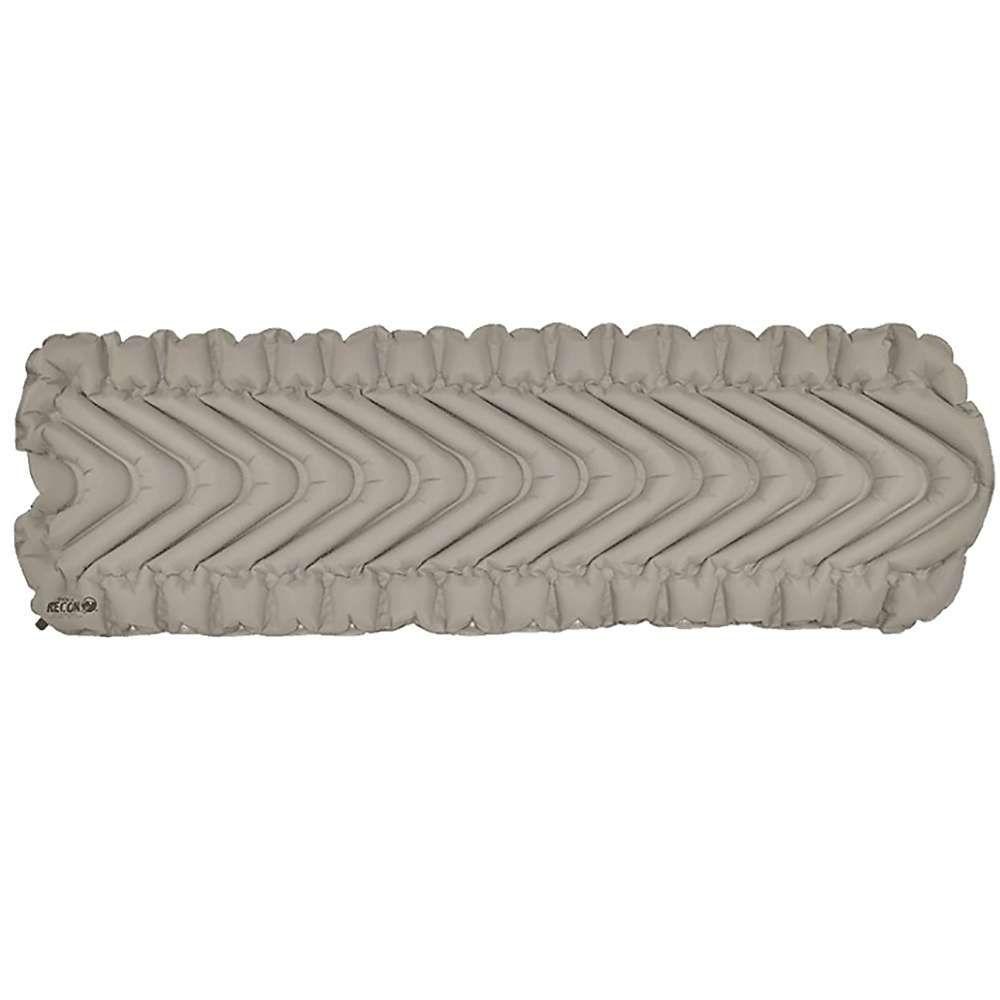 クライミット Klymit ユニセックス ハイキング・登山【Insulated Static V Sleeping Pad】Coyote/Sand