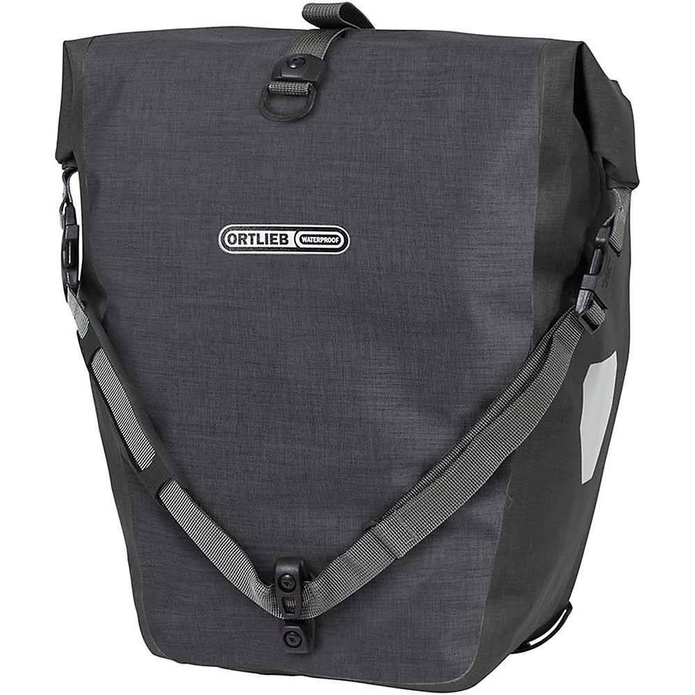 オートリービー Ortlieb ユニセックス 自転車【Back Roller Plus Pannier Pair】Granite/Black