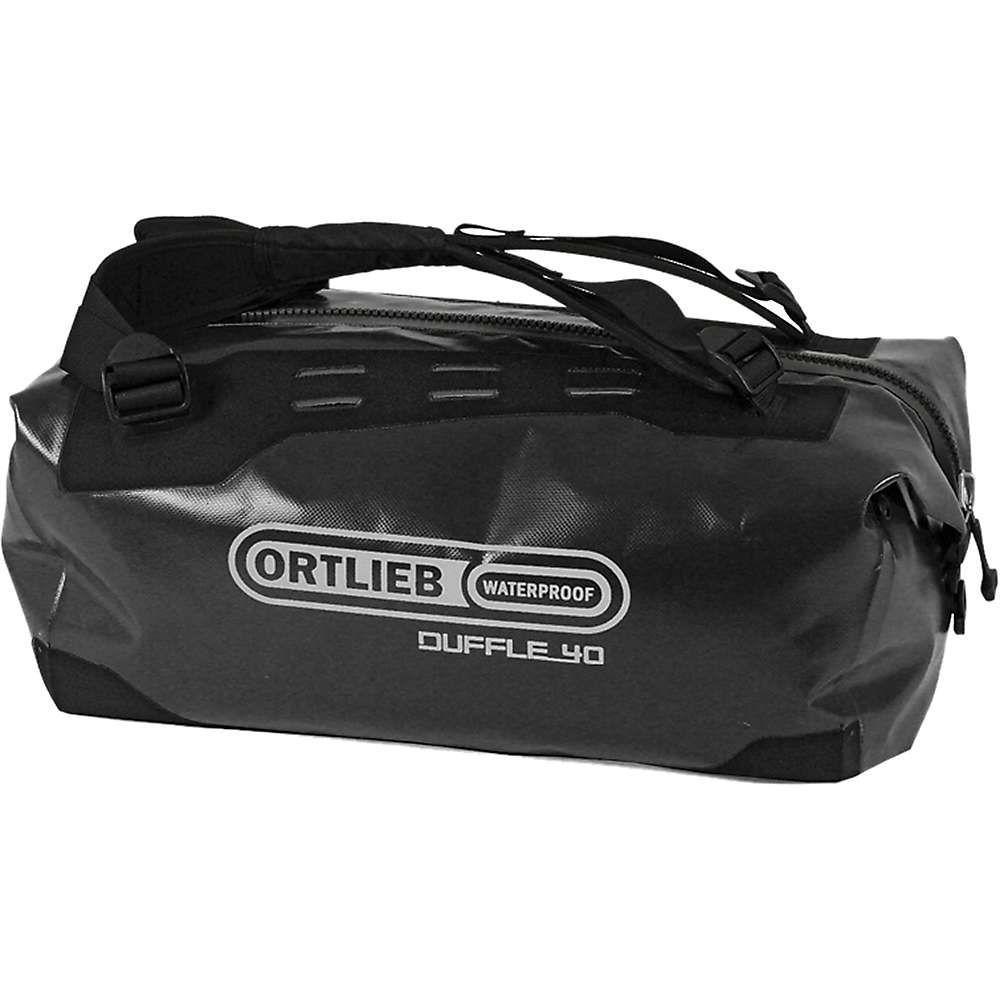 オートリービー Ortlieb ユニセックス バッグ ボストンバッグ・ダッフルバッグ【Duffel 40L Bag】Black