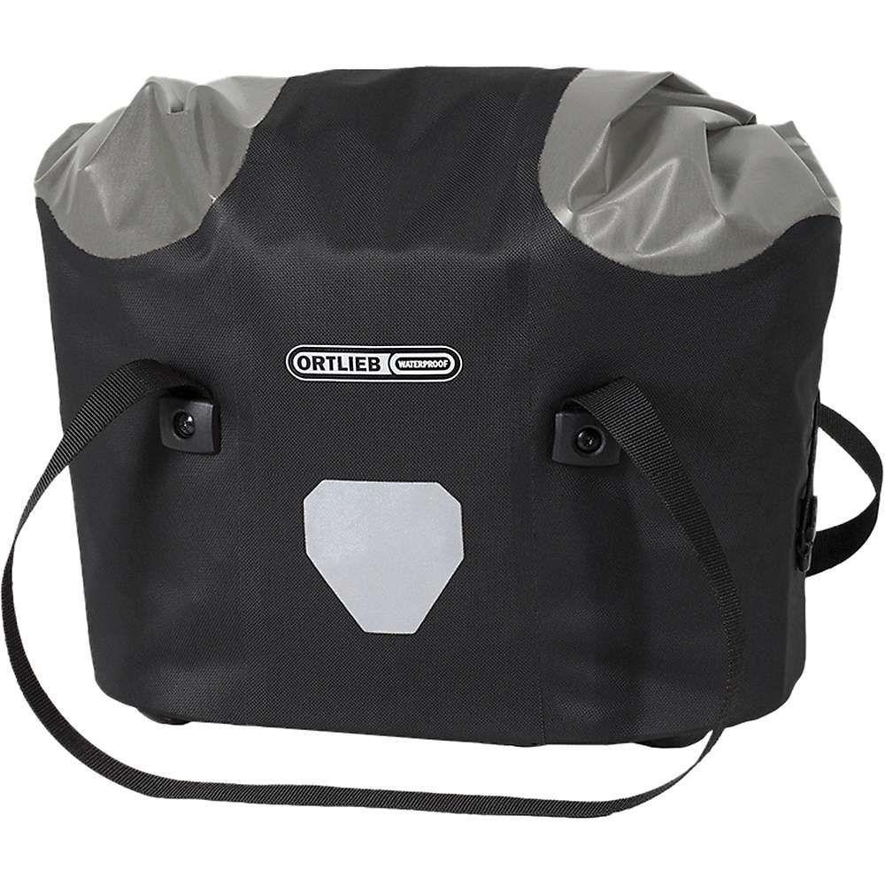 オートリービー Ortlieb ユニセックス 自転車【Handlebar Basket】Black/Grey