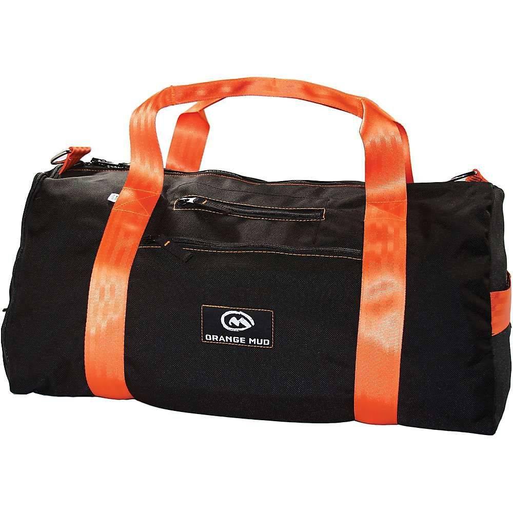 オレンジマッド Orange Mud ユニセックス バッグ ボストンバッグ・ダッフルバッグ【Modular Gym Bag】Black/Orange