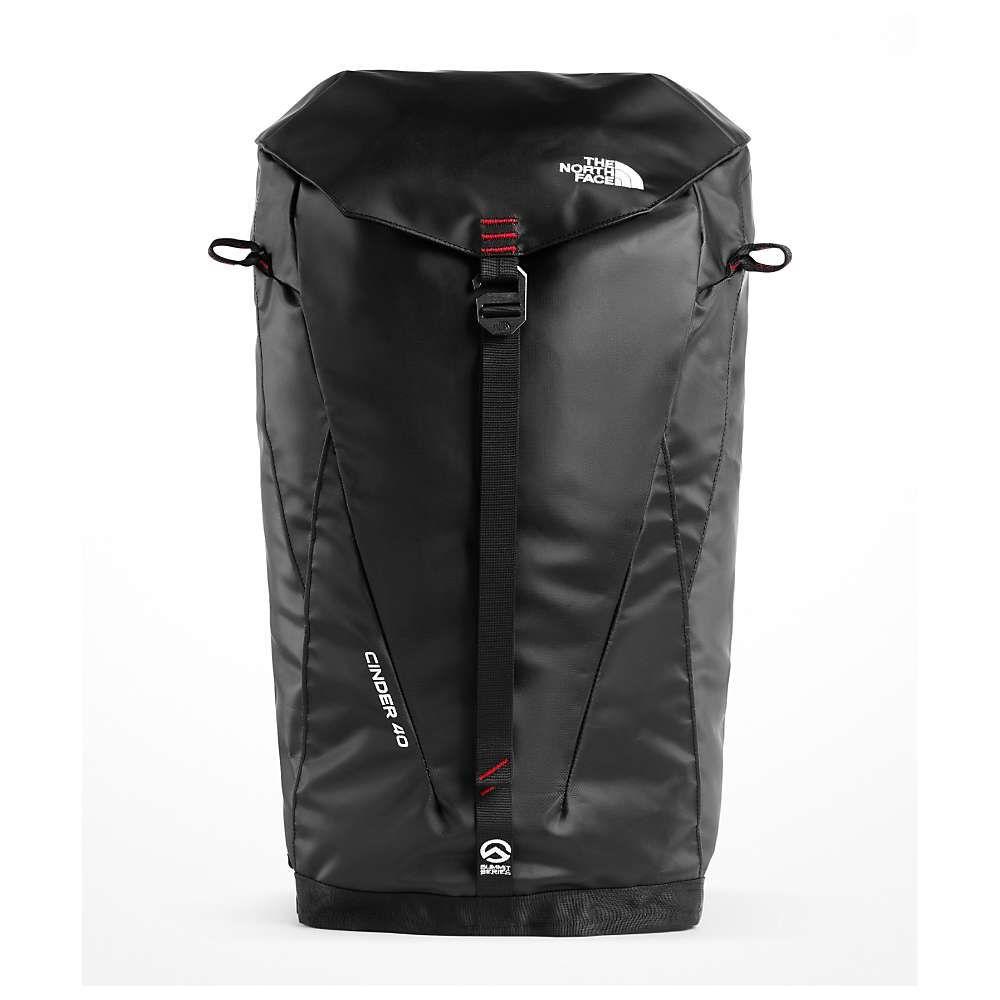 ザ ノースフェイス The North Face ユニセックス バッグ バックパック・リュック【Cinder 40 Pack】TNF Black/Fiery Red