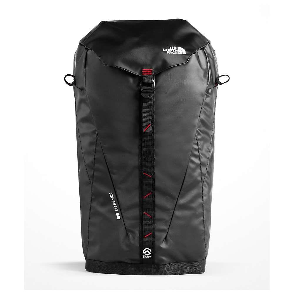 ザ ノースフェイス The North Face ユニセックス ハイキング・登山 バックパック・リュック【Cinder 55 Pack】TNF Black/Fiery Red