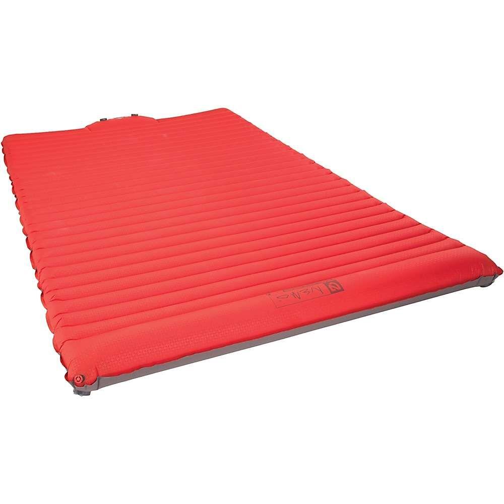 ネモ Nemo ユニセックス ハイキング・登山【NEMO Cosmo Insulated 50 Sleeping Pad】Magma Red