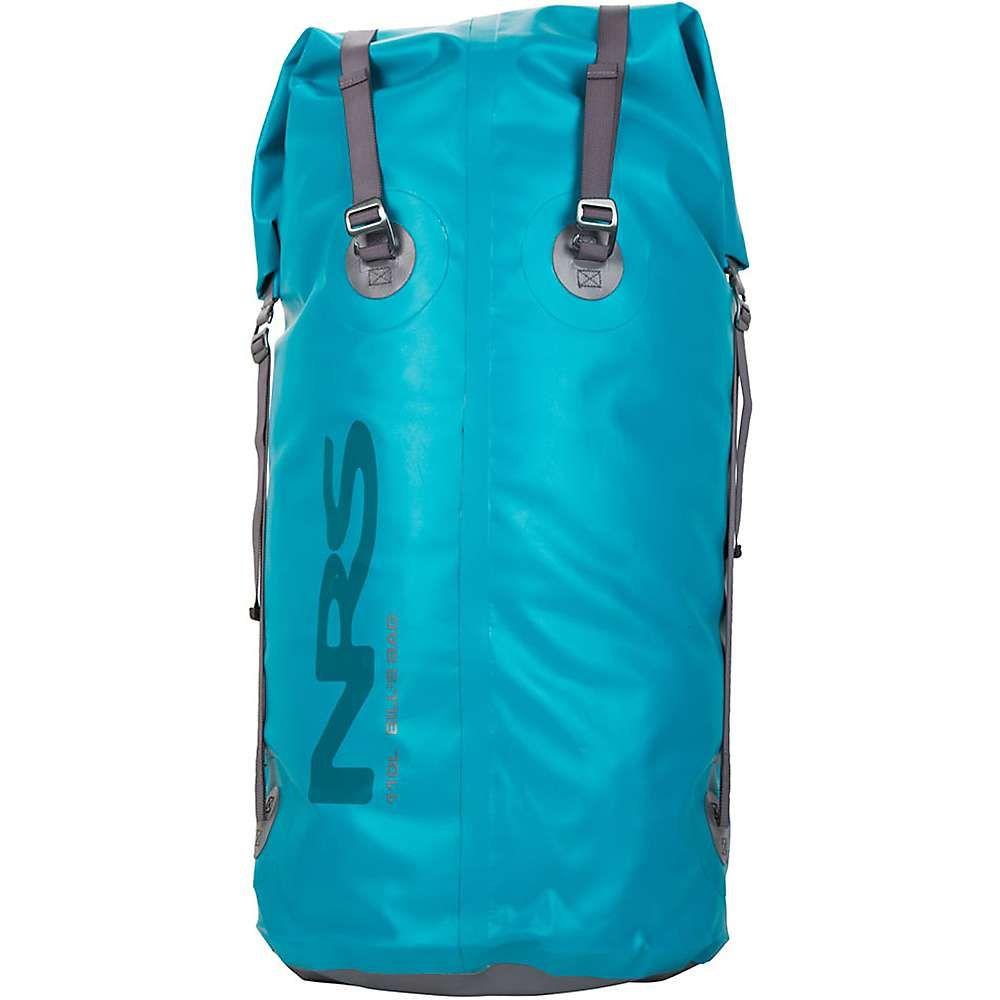 エヌアールエス NRS ユニセックス バッグ【110L Bill's Bag Dry Bag】Blue
