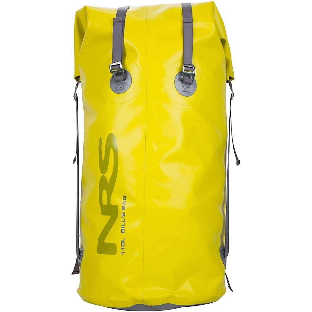 エヌアールエス NRS ユニセックス バッグ【110L Bill's Bag Dry Bag】Yellow