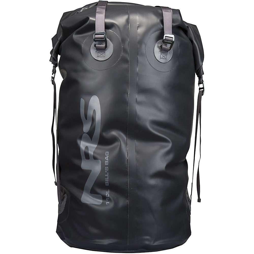 エヌアールエス NRS ユニセックス バッグ【110L Bill's Bag Dry Bag】Flint