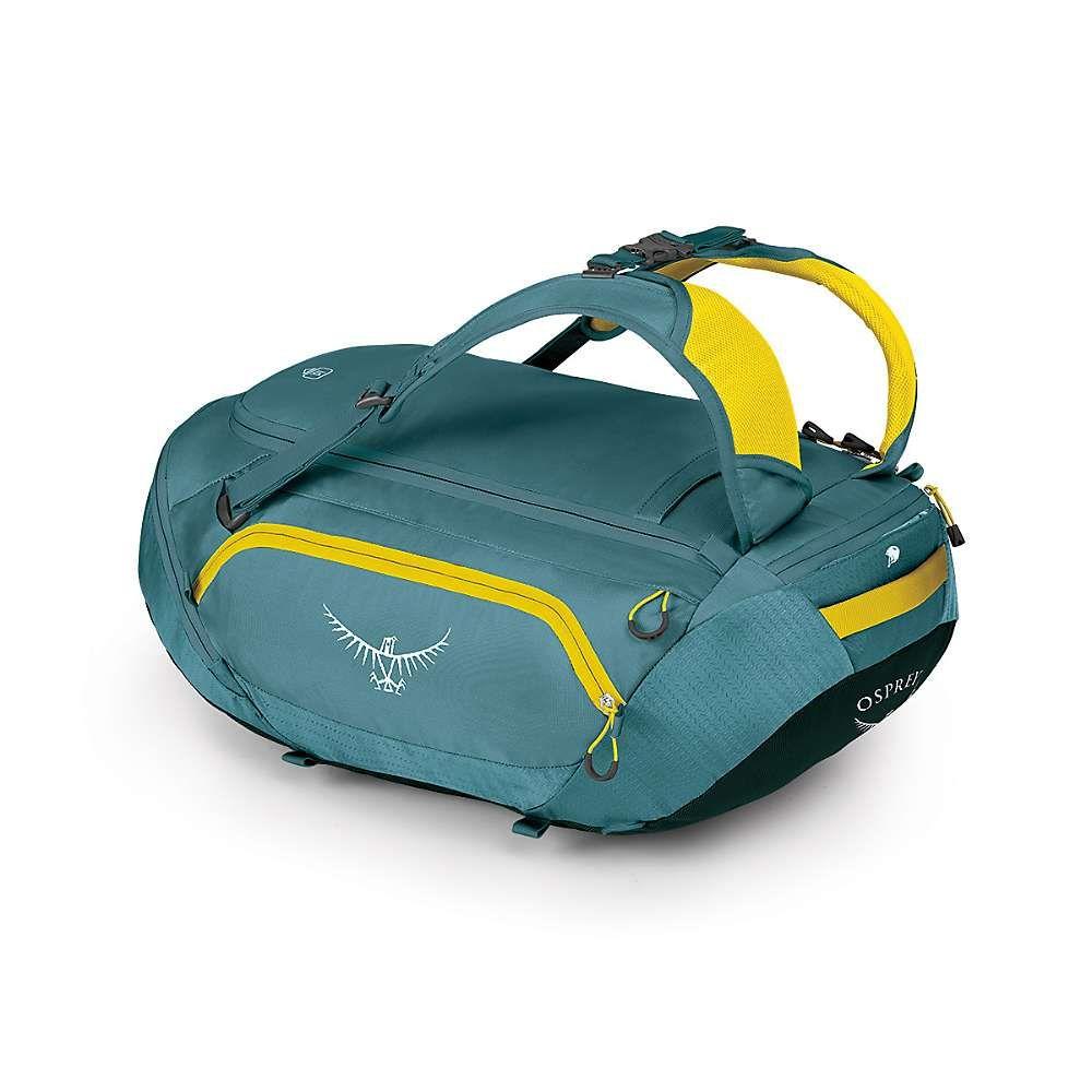 オスプレー Osprey ユニセックス バッグ ボストンバッグ・ダッフルバッグ【Trailkit Duffel】Lightning Grey