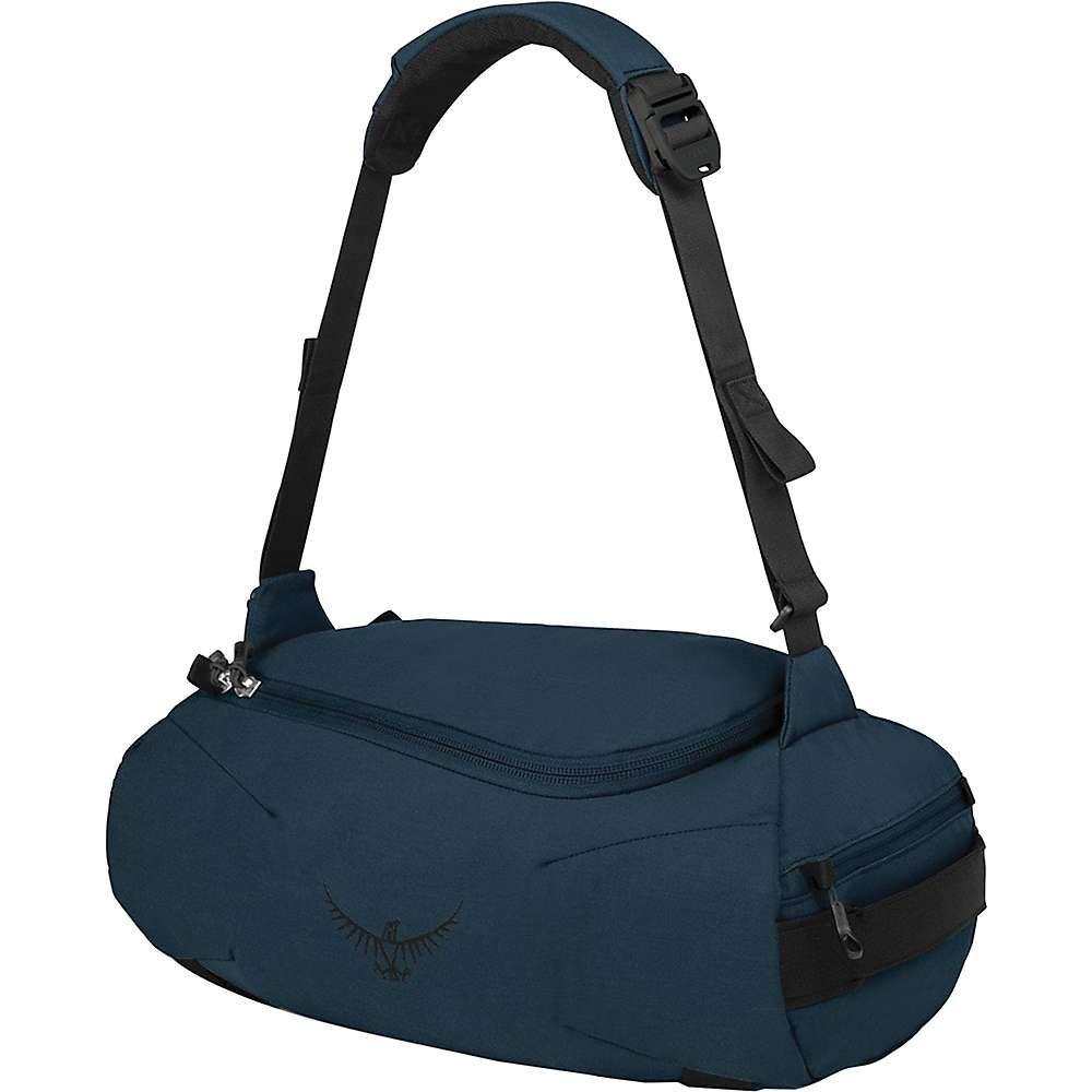 オスプレー Osprey ユニセックス バッグ ボストンバッグ・ダッフルバッグ【Trillium 30 Duffel】Vega Blue
