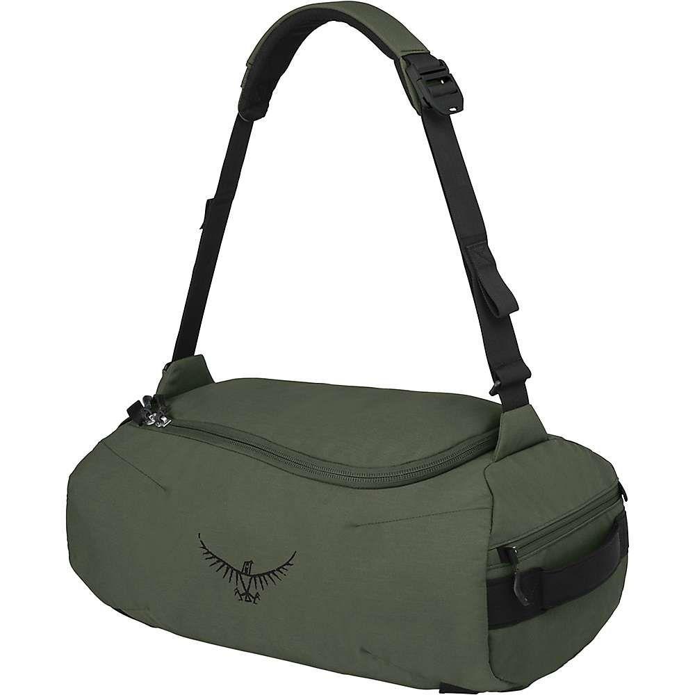 オスプレー Osprey ユニセックス バッグ ボストンバッグ・ダッフルバッグ【Trillium 45 Duffel】Truffle Green