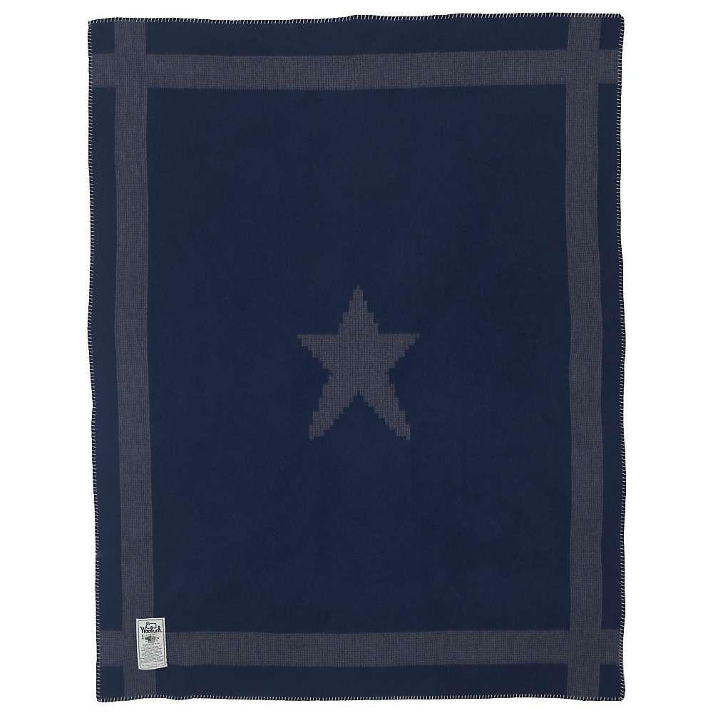 ウールリッチ Woolrich ユニセックス 雑貨【Gettysburg Star Blanket】Grey