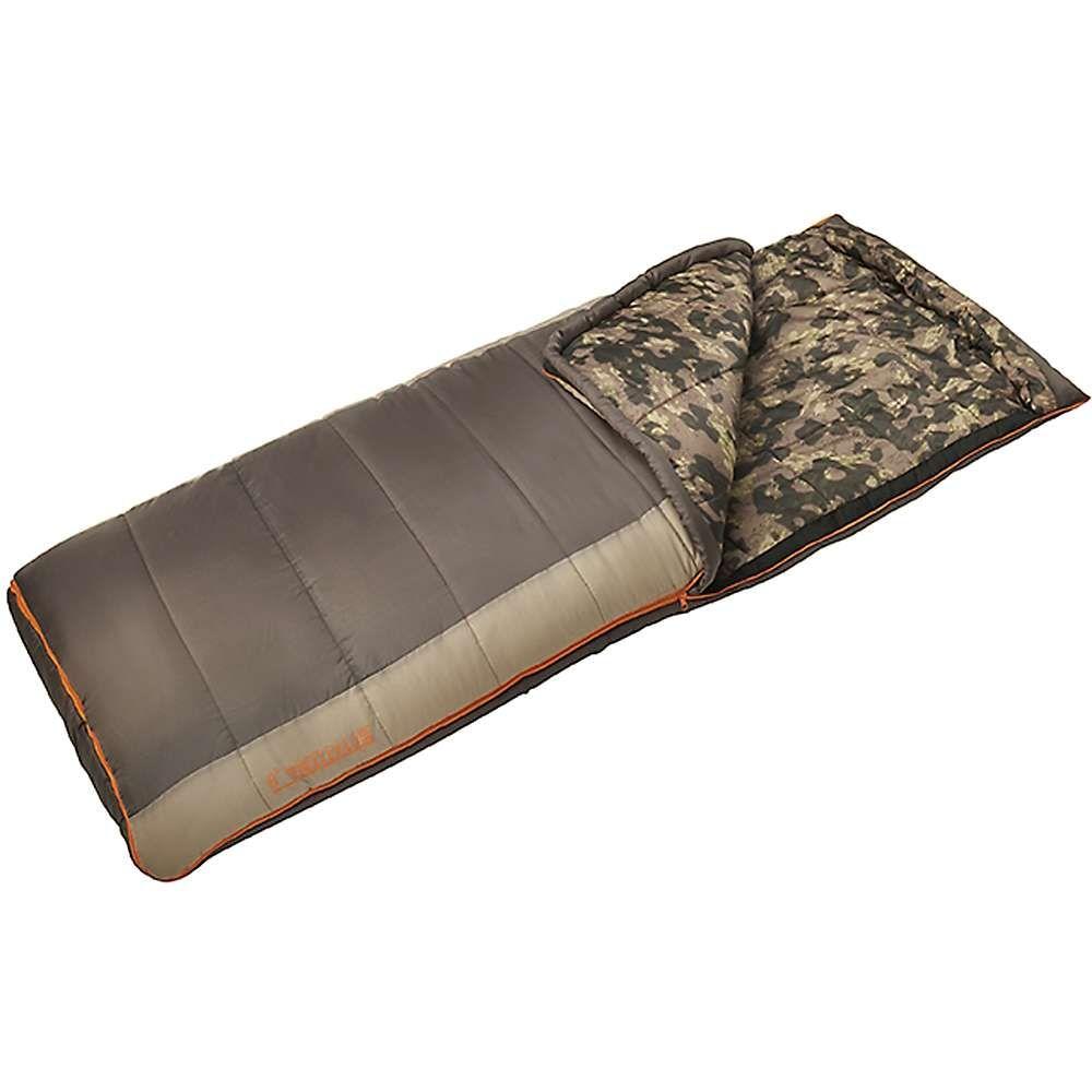 スランバージャック Slumberjack ユニセックス ハイキング・登山【Wheeler Lake 0 Sleeping Bag】