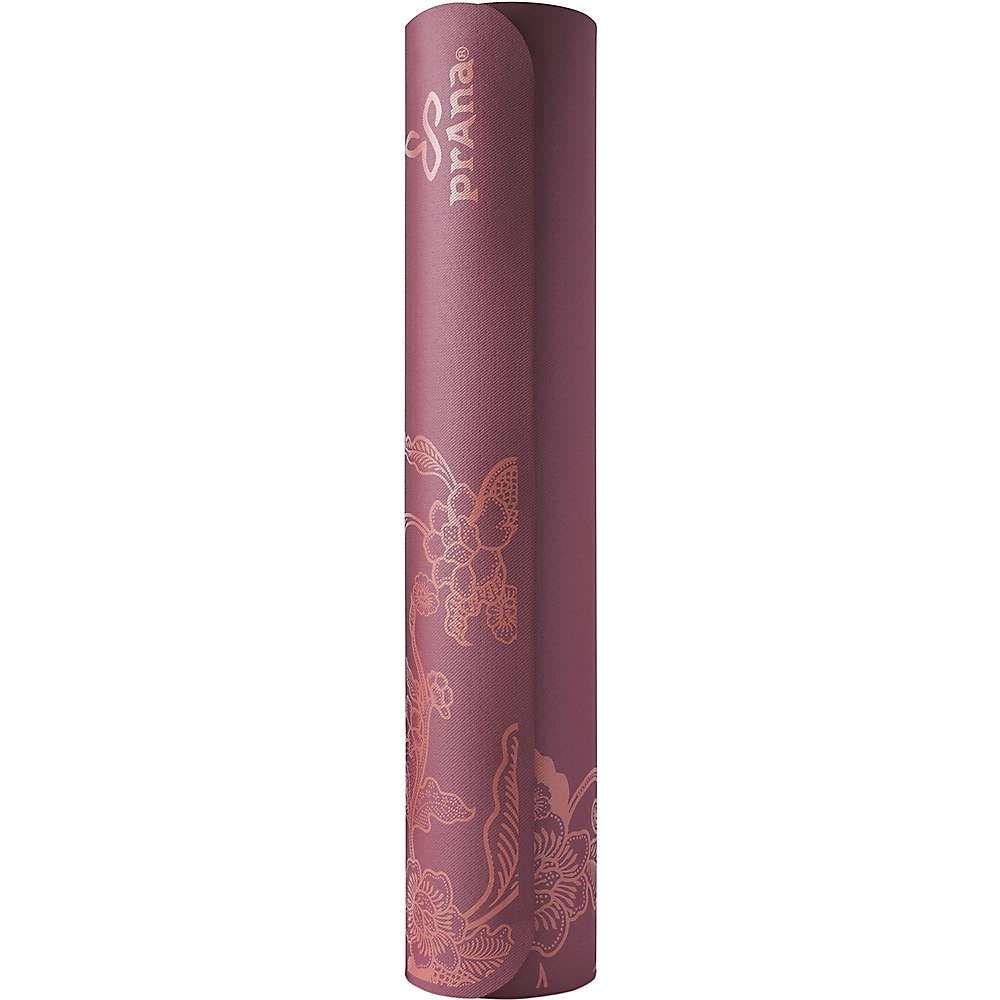プラーナ Prana ユニセックス ヨガ・ピラティス ヨガマット【Henna E.C.O. Yoga Mat】Redwood