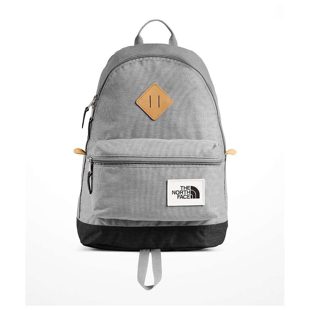 ザ ノースフェイス The North Face ユニセックス バッグ バックパック・リュック【Mini Berkeley Backpack】Mid Grey Light Heather/TNF Black Heather