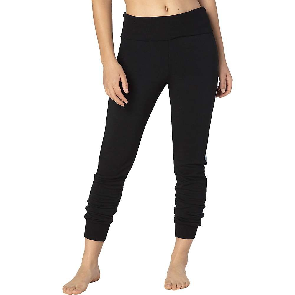 ビヨンドヨガ Beyond Yoga レディース ヨガ・ピラティス ボトムス・パンツ【Color Streak Sweatpant】Black