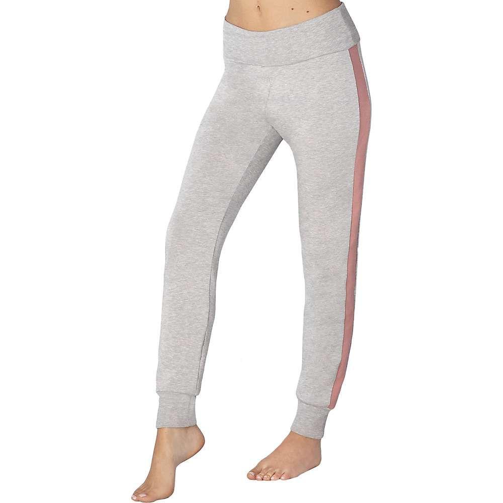 ビヨンドヨガ Beyond Yoga レディース ヨガ・ピラティス ボトムス・パンツ【Color Streak Sweatpant】Light Heather Grey