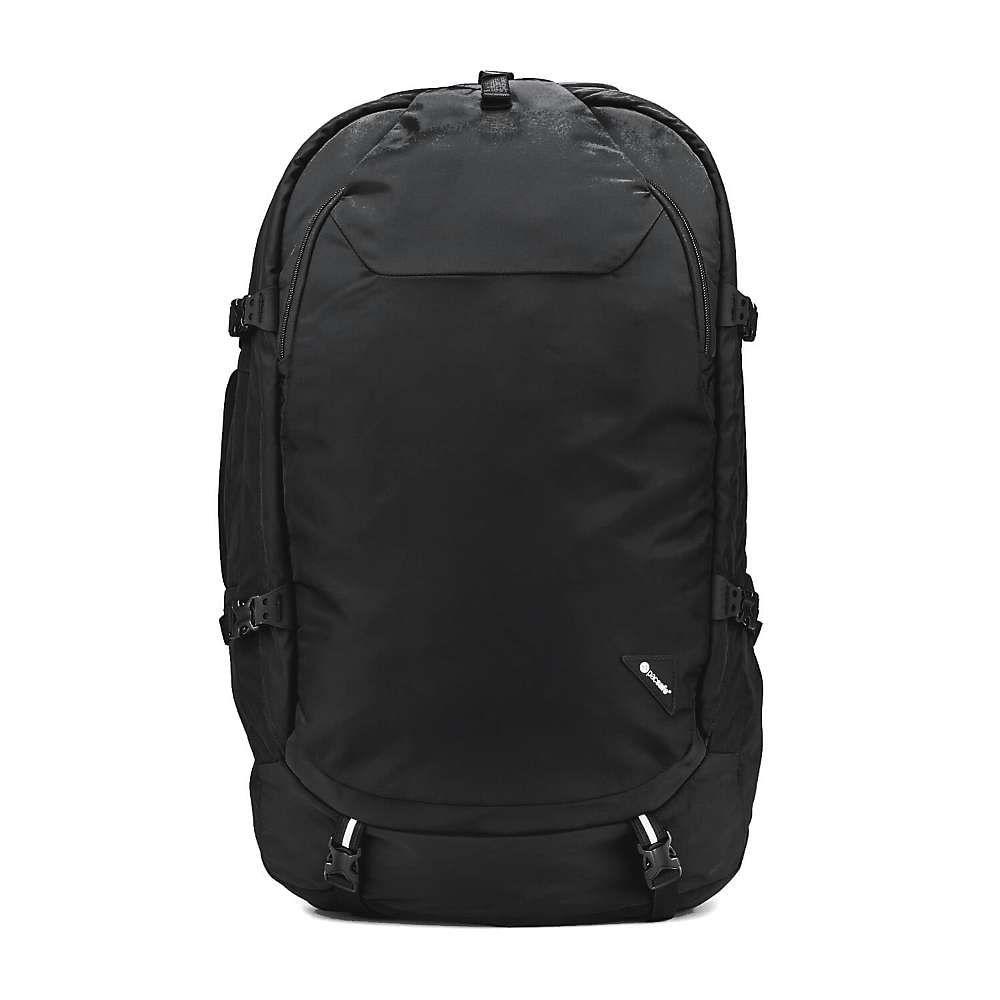 パックセイフ Pacsafe ユニセックス バッグ バックパック・リュック【Venturesafe EXP55 Anti-Theft Travel Pack】Black