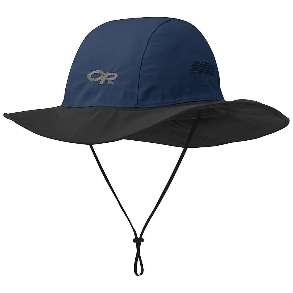 アウトドアリサーチ Outdoor Research ユニセックス 帽子 ハット【Seattle Sombrero】Abyss/Black