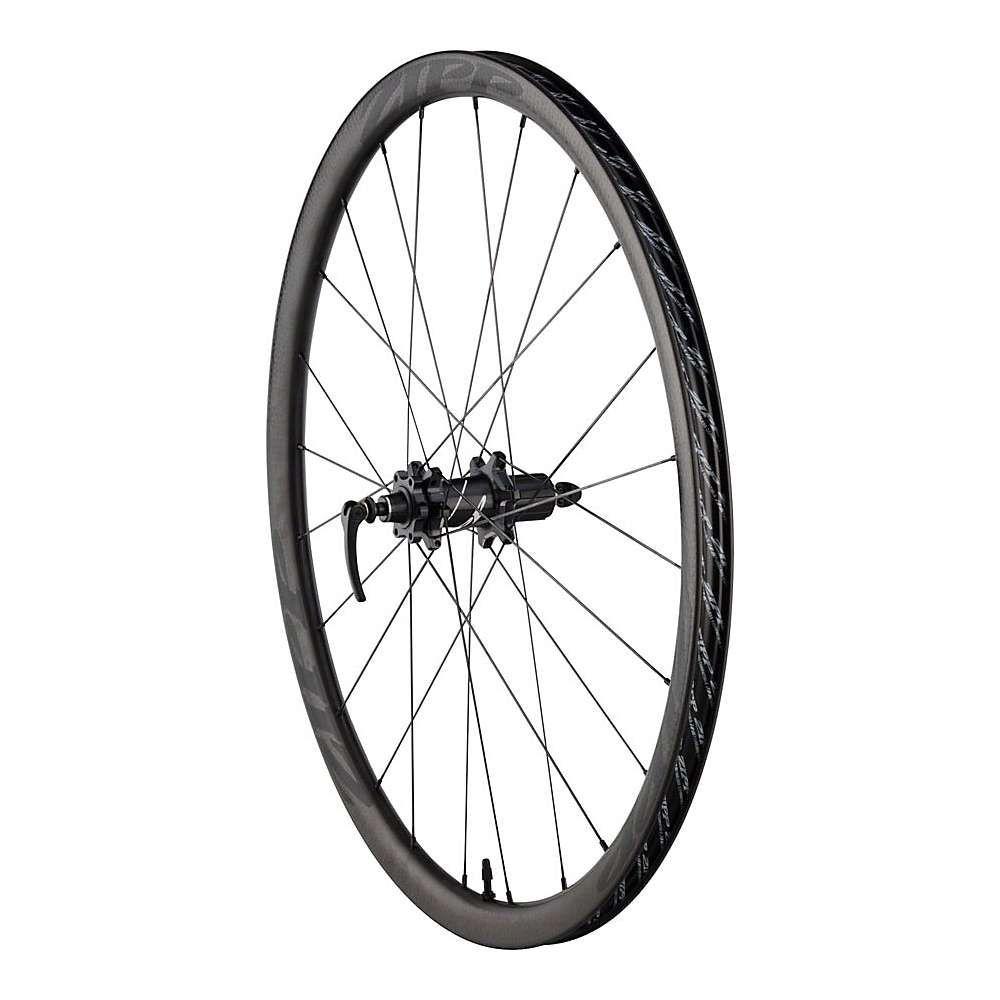 ジップ Zipp ユニセックス 自転車【202 Firecrest Carbon Clincher Disc Brake Road Wheel - Tubeless】Black/Rear