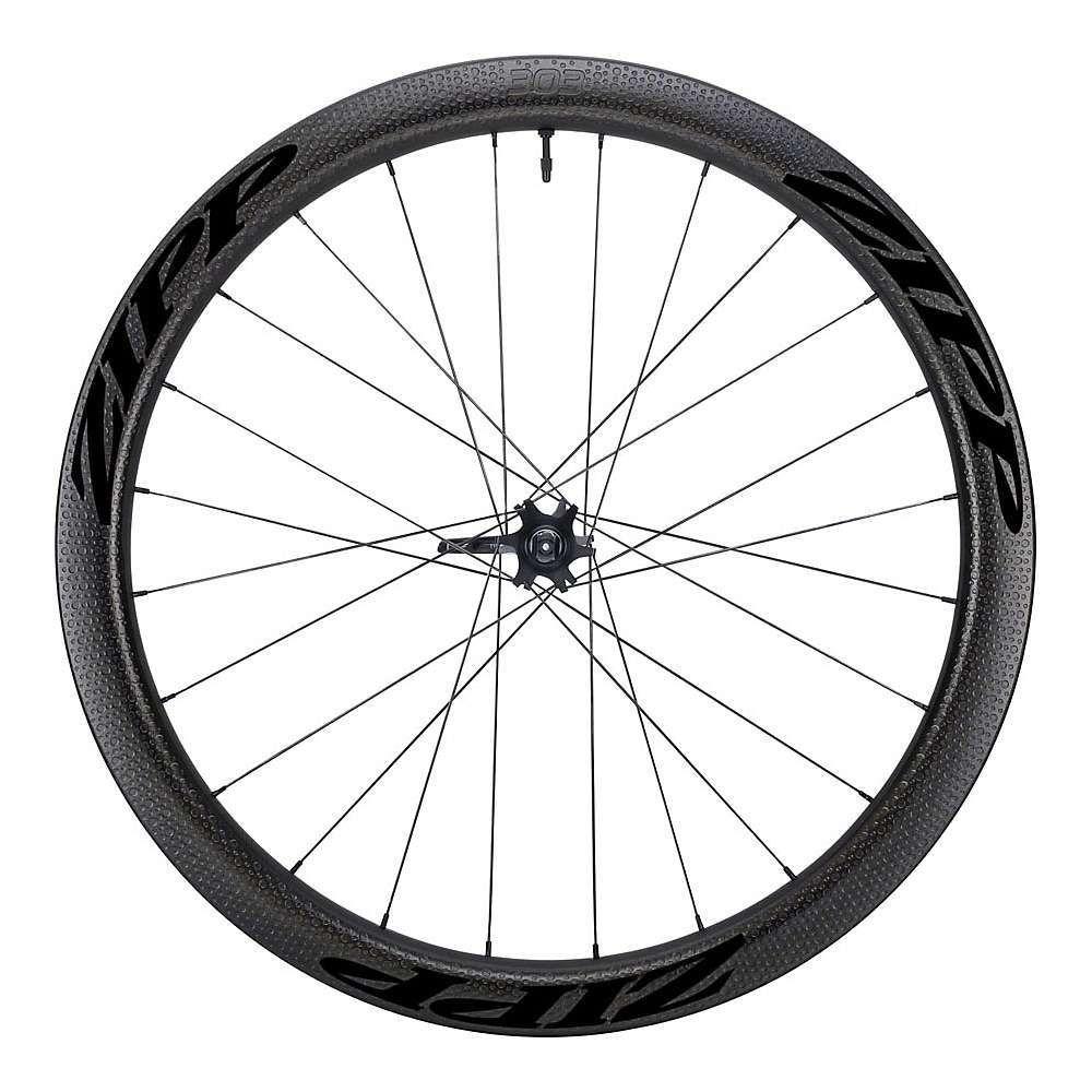 ジップ Zipp ユニセックス 自転車【303 Firecrest Carbon Clincher Disc Brake Road Wheel - Tubeless】Black