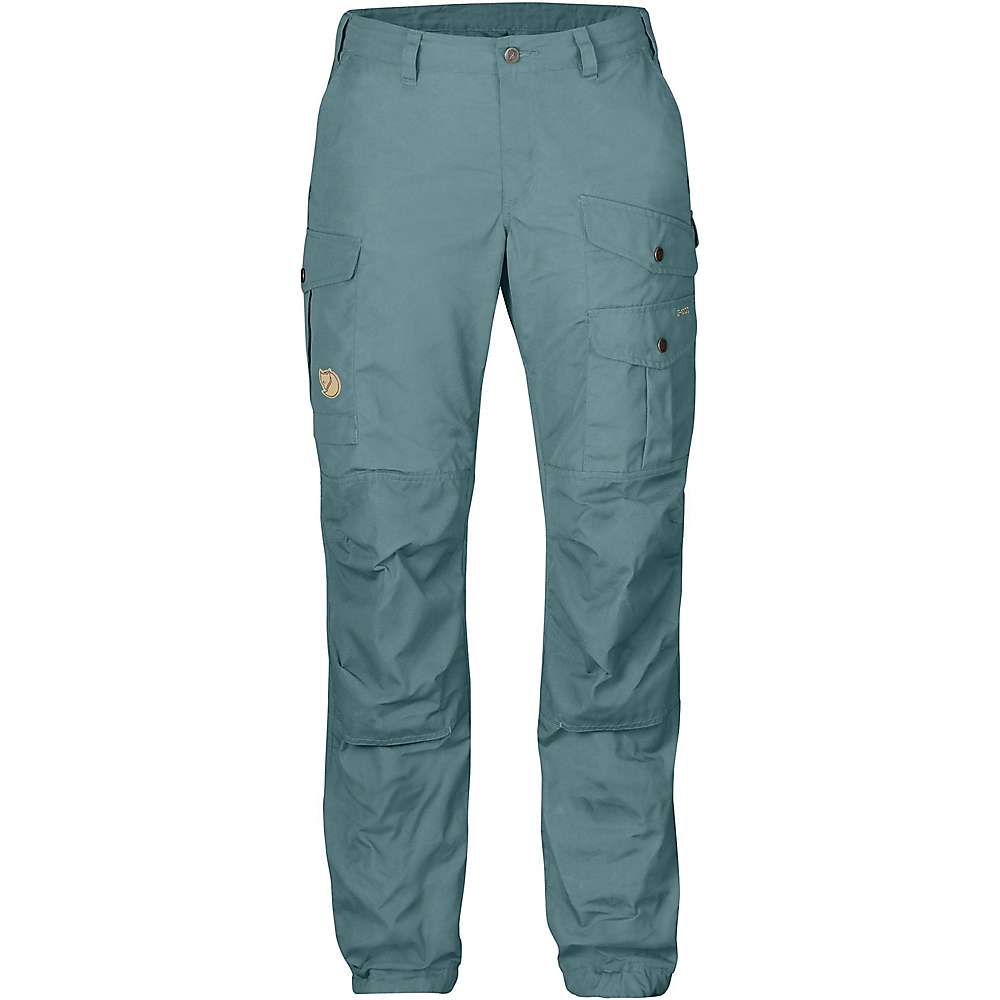 フェールラーベン Fjallraven レディース ハイキング・登山 ボトムス・パンツ【Vidda Pro Trouser】Frost Green