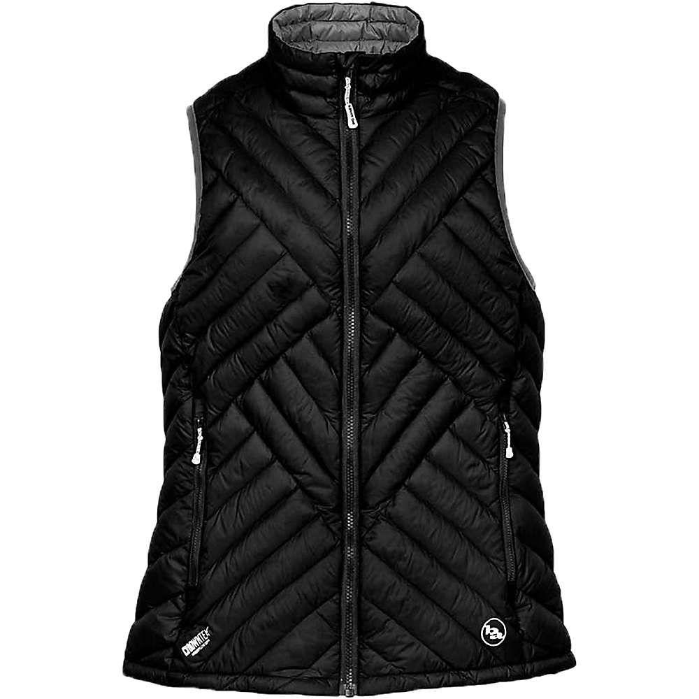 ビッグアグネス Big Agnes レディース トップス ベスト・ジレ【Late Lunch Vest】Black/Black