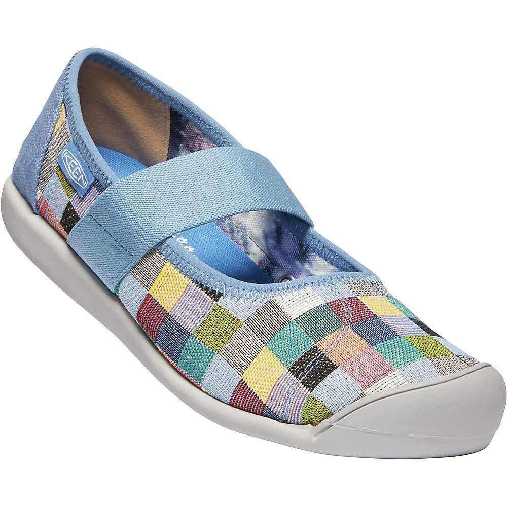 キーン Keen レディース シューズ・靴【Sienna MJ Canvas Shoe】Multi/Quiet Harbor