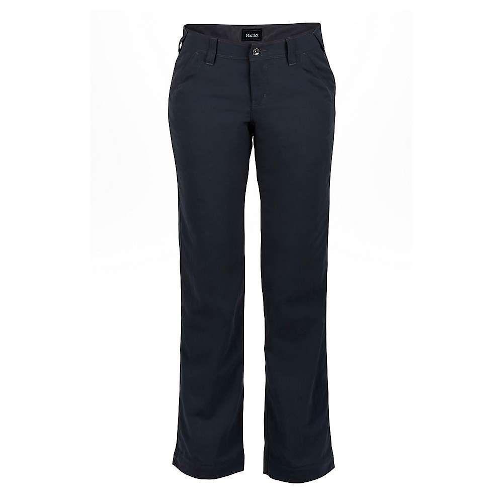 マーモット Marmot レディース ハイキング・登山 ボトムス・パンツ【Piper Flannel Lined Pant】Dark Steel