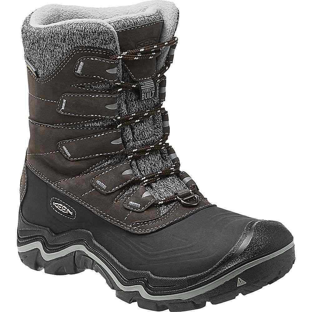 キーン Keen レディース ハイキング・登山 シューズ・靴【Durand Polar Shell Waterproof Boot】Beluga/Desert Sage