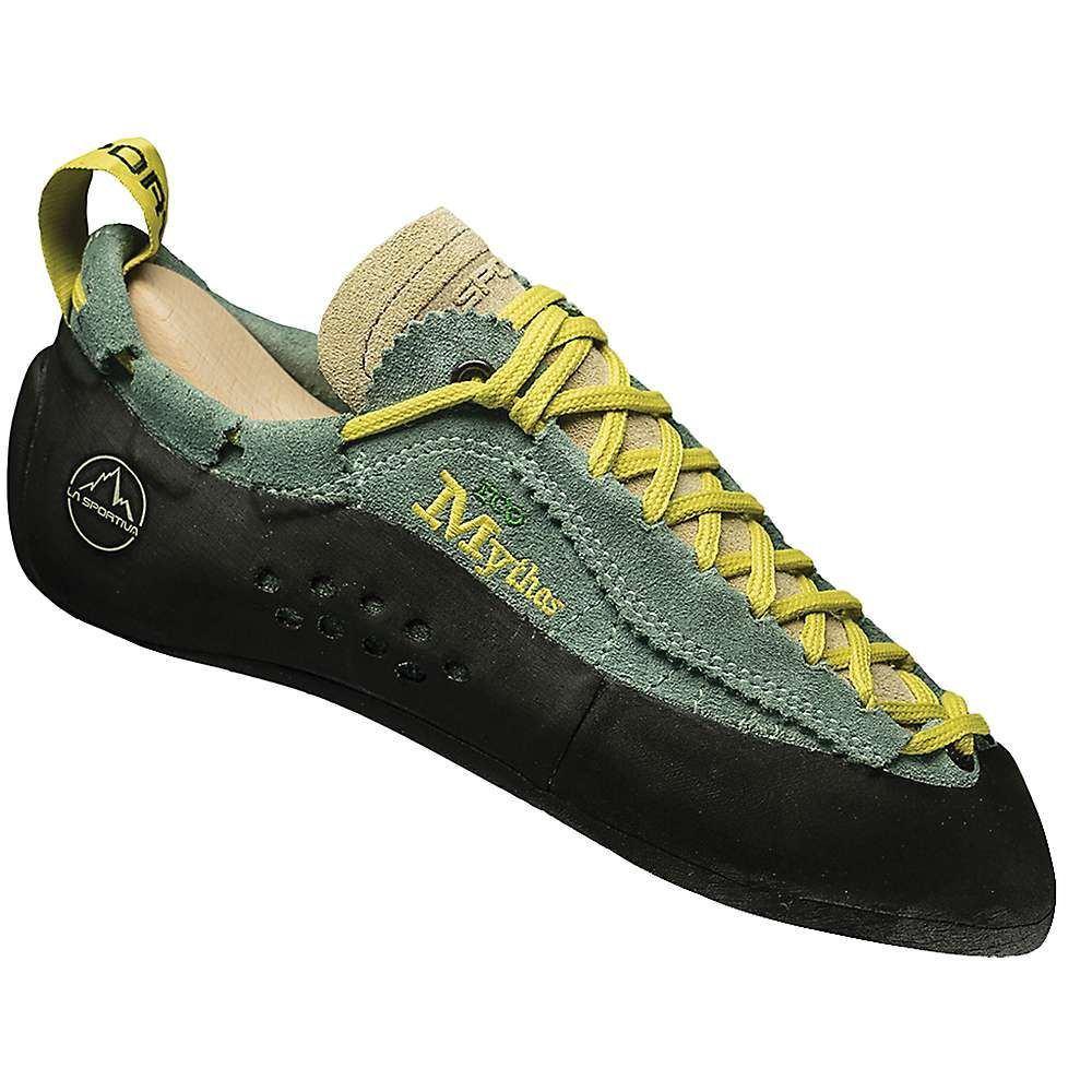 ラスポルティバ La Sportiva レディース クライミング シューズ・靴【Mythos Eco Climbing Shoe】Greenbay