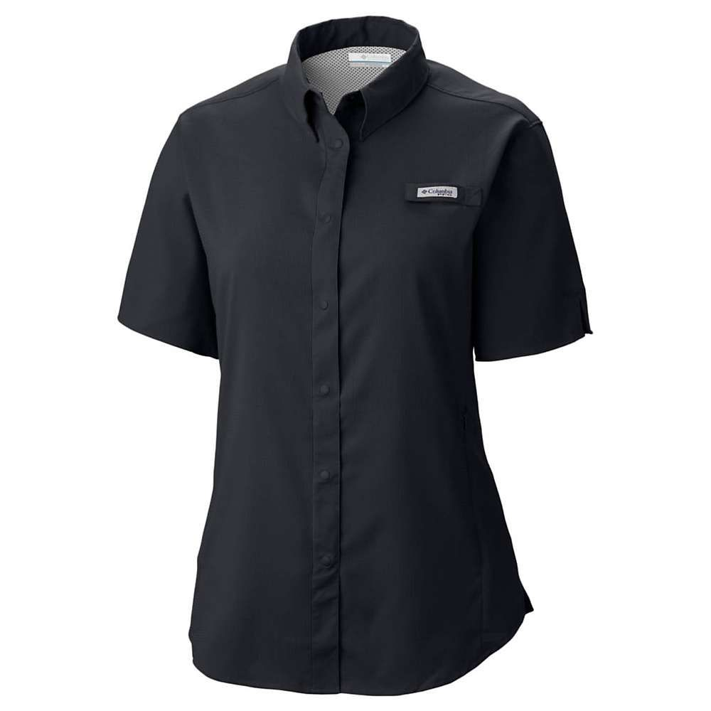 全国宅配無料 コロンビア Columbia II レディース ハイキング・登山 トップス【Tamiami コロンビア II Columbia SS Shirt】Black, ヨコアンティ:0ed3c3f4 --- clftranspo.dominiotemporario.com