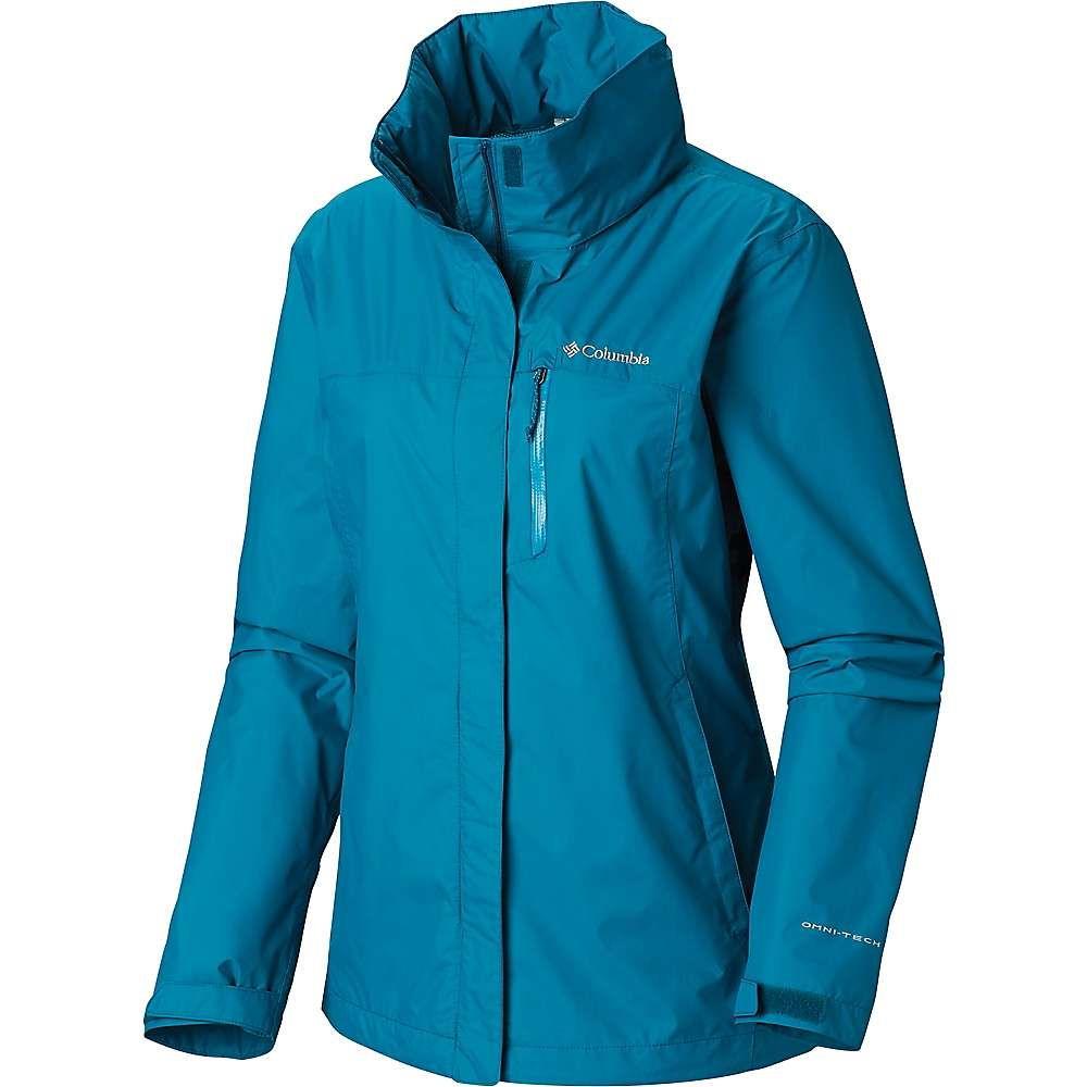 コロンビア Columbia レディース アウター レインコート【Pouration Jacket】Siberia