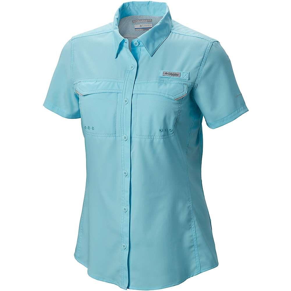 配送員設置 コロンビア Drag Columbia Blue レディース ハイキング・登山 SS トップス【Lo Drag SS Shirt】Coastal Blue, 作業服の渡辺商会:8c455d0b --- lexloci.com.br