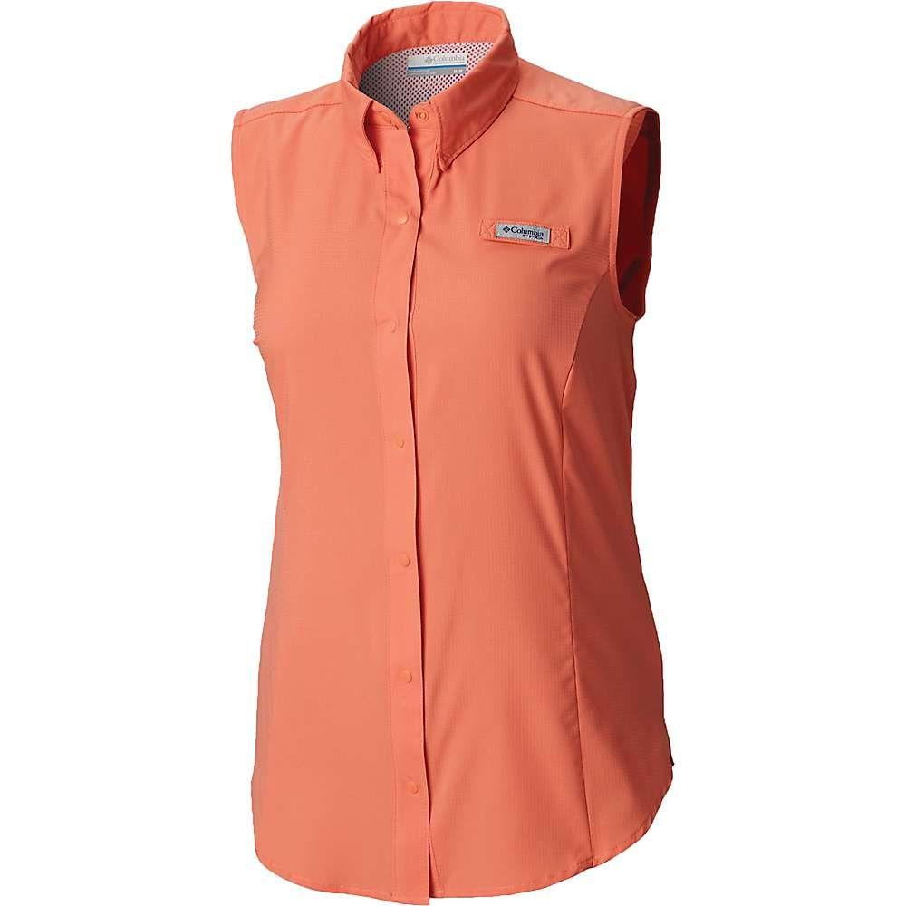 大きな取引 コロンビア レディース Columbia レディース ハイキング Shirt】Lychee・登山 トップス【Tamiami コロンビア Sleeveless Shirt】Lychee, アメリカンバース:5f358629 --- canoncity.azurewebsites.net