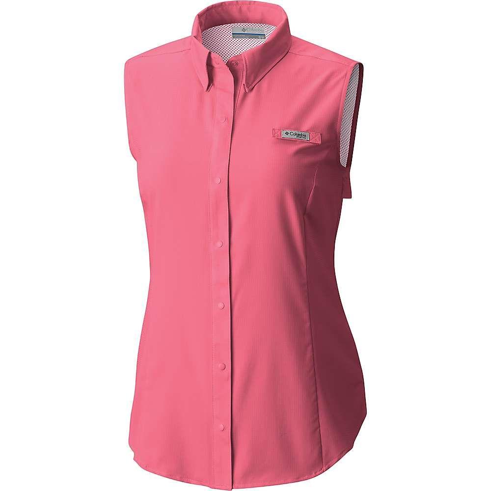 コロンビア Columbia レディース ハイキング・登山 トップス【Tamiami Sleeveless Shirt】Lollipop