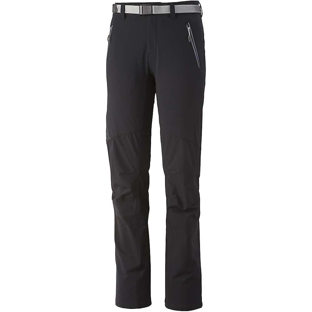 コロンビア Columbia レディース ハイキング・登山 ボトムス・パンツ【Titan Peak Pant】Black