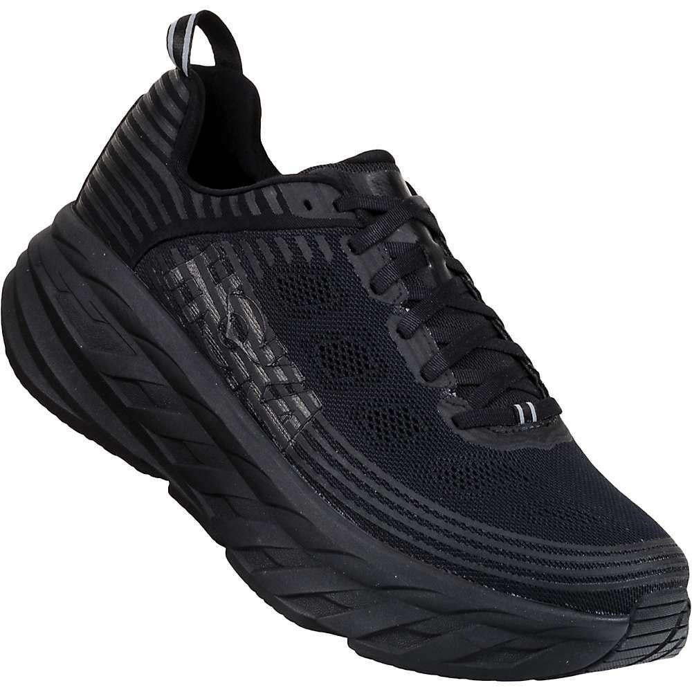 ホカ オネオネ Hoka One One レディース ランニング・ウォーキング シューズ・靴【Bondi 6 Shoe】Black/Black