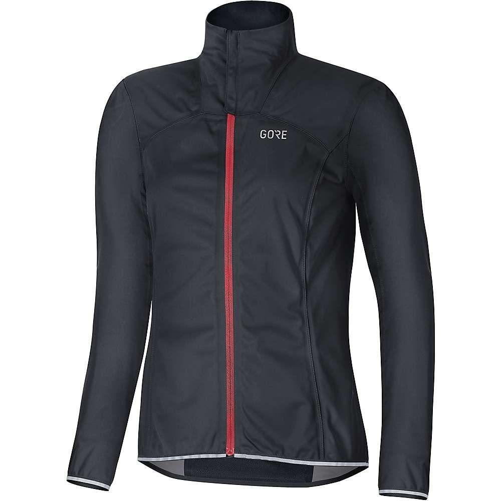 ゴアウェア Gore Wear レディース アウター レインコート【C3 Gore Windstopper Jacket】Black