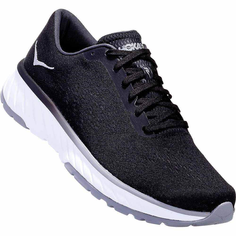 ホカ オネオネ Hoka One One レディース ランニング・ウォーキング シューズ・靴【Cavu 2 Shoe】Black/White