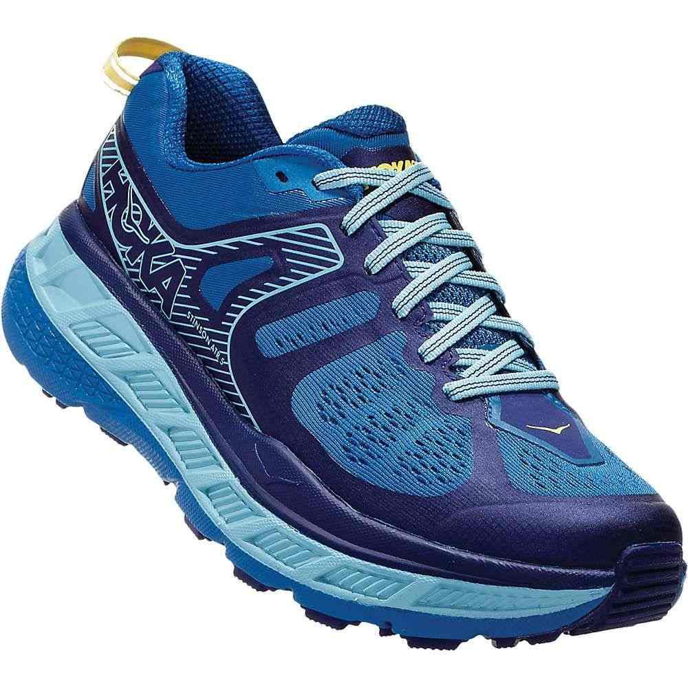 ホカ オネオネ Hoka One One レディース ランニング・ウォーキング シューズ・靴【Stinson Atr 5 Shoe】Seaport/Aqua Haze