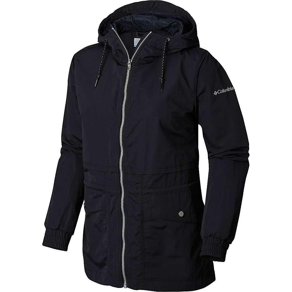 コロンビア Columbia レディース アウター レインコート【Day Trippin' Jacket】Black
