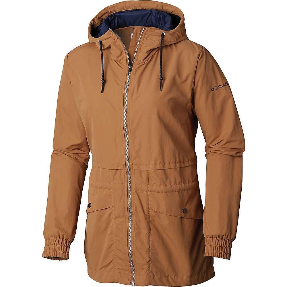 コロンビア Columbia レディース アウター レインコート【Day Trippin' Jacket】Light Elk