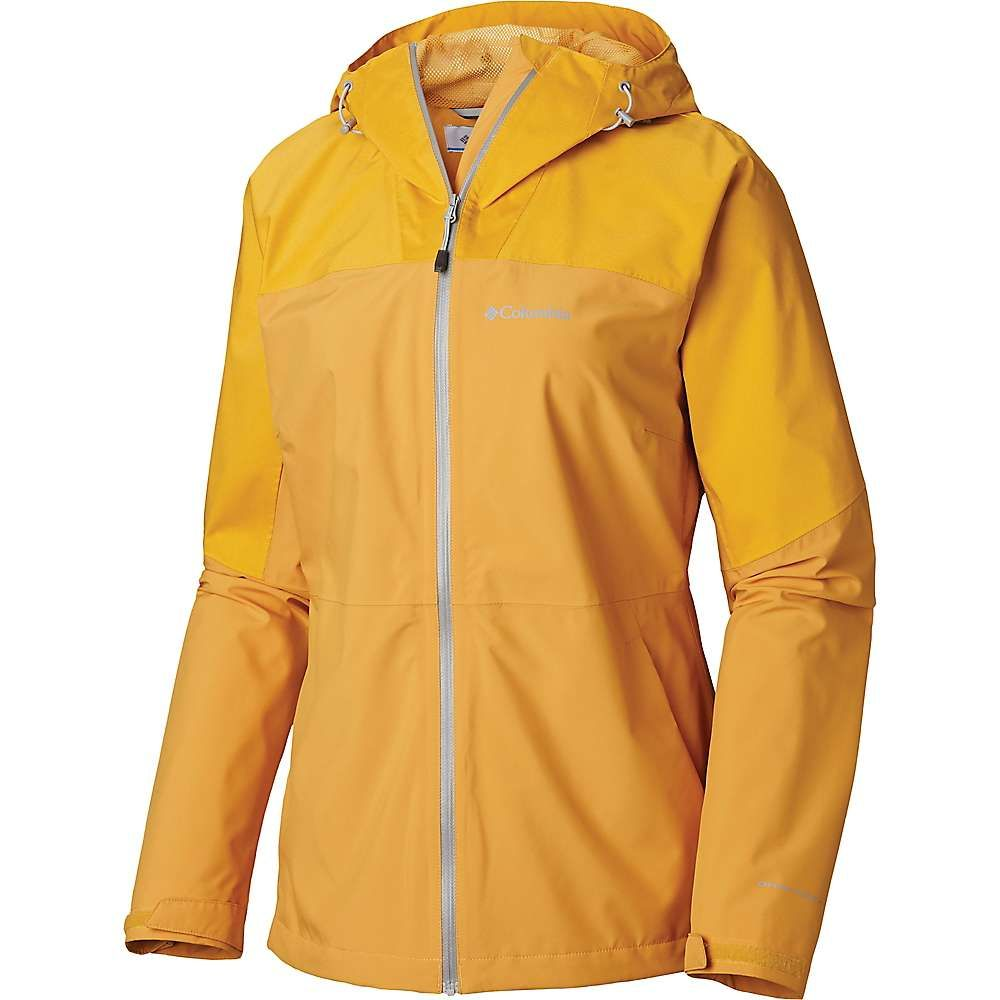 コロンビア Columbia レディース ランニング・ウォーキング アウター【Mystic Trail Jacket】Raw Honey