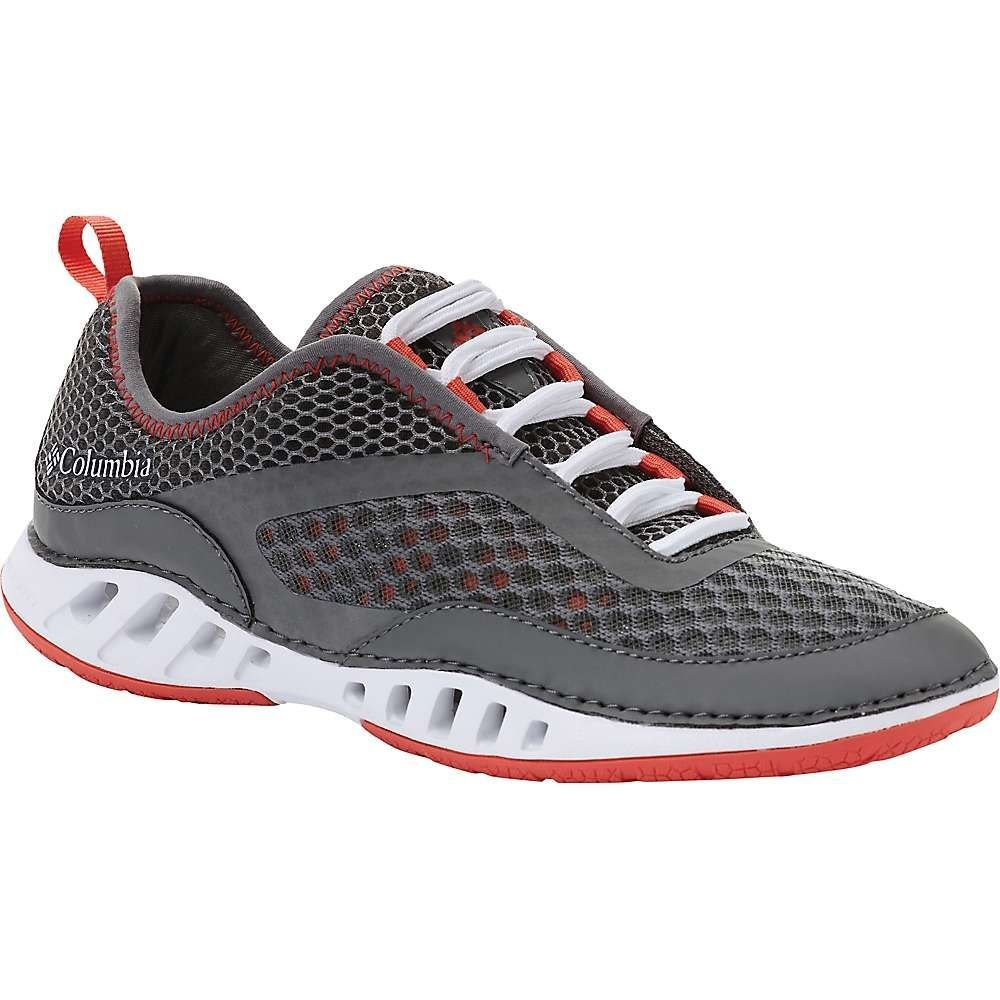 コロンビア Columbia Footwear レディース シューズ・靴 ウォーターシューズ【Columbia Drainmaker 3D Shoe】Ti Grey Steel/Red Coral