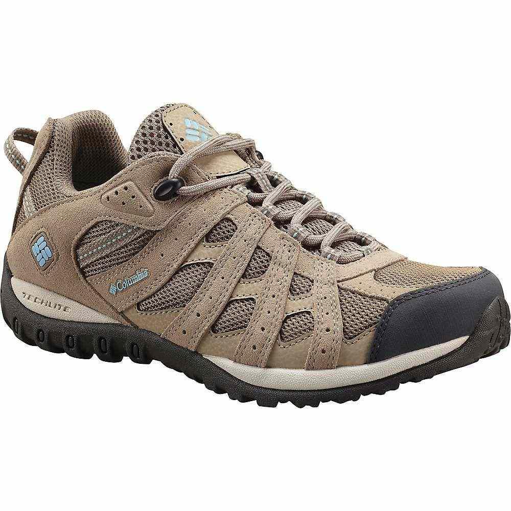 コロンビア Columbia Footwear レディース ハイキング・登山 シューズ・靴【Columbia Redmond Waterproof Shoe】Pebble/Sky Blue