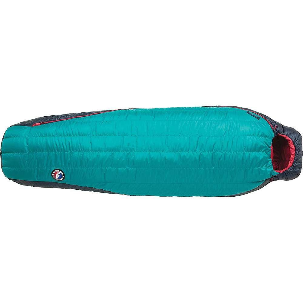 ビッグアグネス Big Agnes レディース ハイキング・登山【Daisy Mae 15 Degree Sleeping Bag】Aqua/Navy