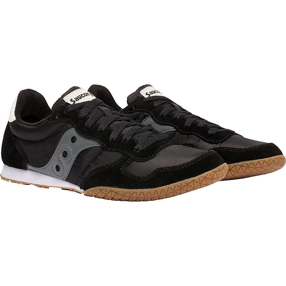 サッカニー Saucony レディース ランニング・ウォーキング シューズ・靴【Bullet Shoe】Black/Gum