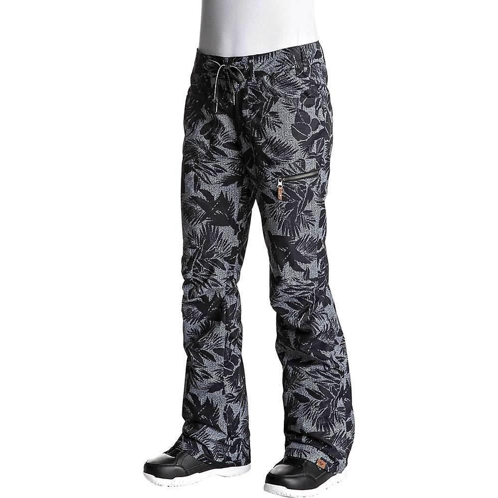 ロキシー Roxy レディース スキー・スノーボード ボトムス・パンツ【Rifter Pant】True Black/Floral Herringbone