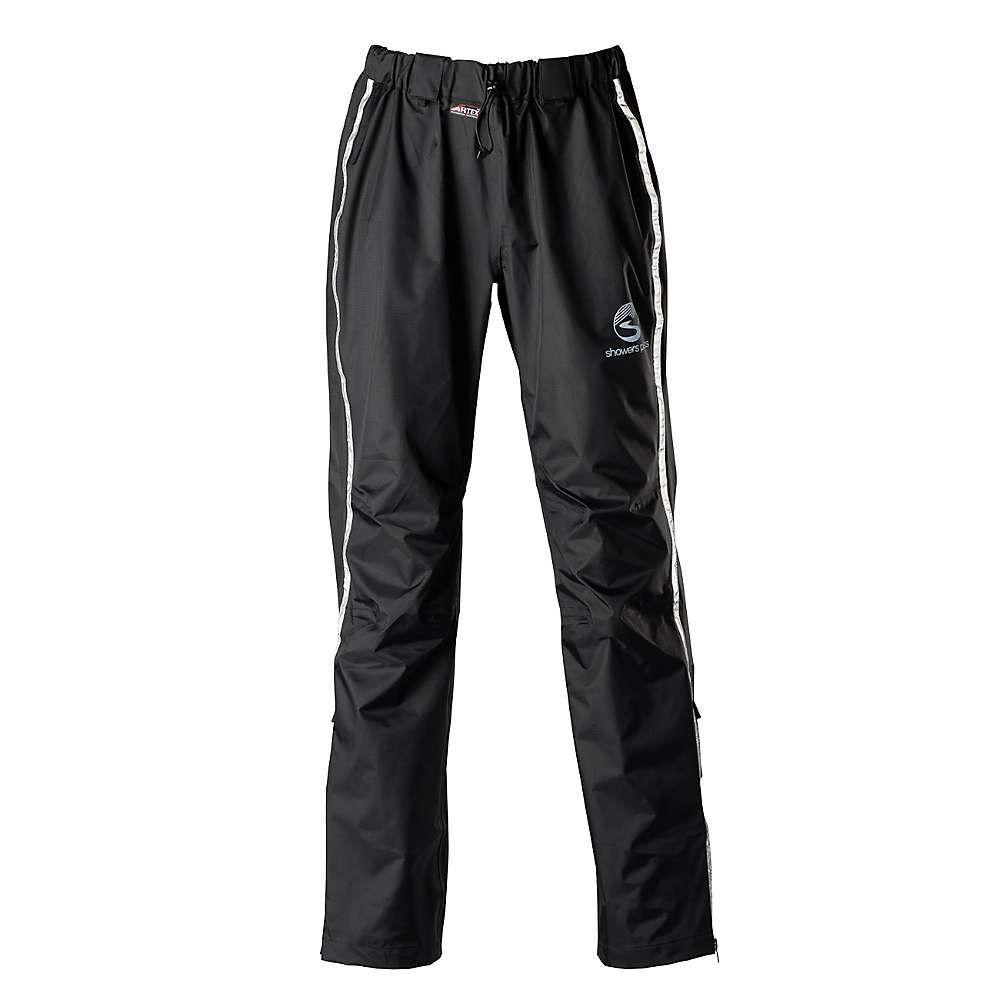 シャワーズ パス Showers Pass レディース 自転車 ボトムス・パンツ【Transit Pant】Black